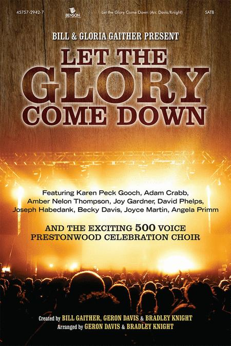 Let the Glory Come Down (CD Preview-Pak)