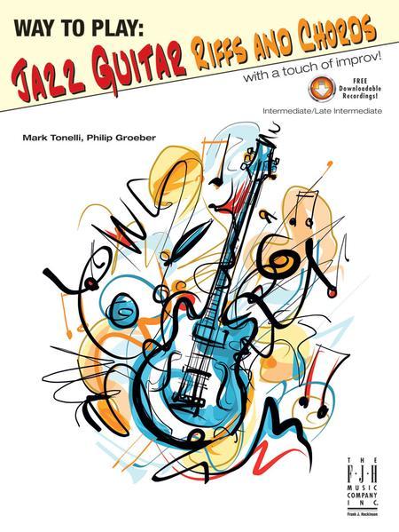 Jazz Guitar Riffs and Chords