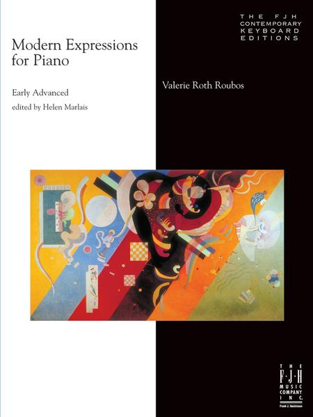 Modern Expressions for Piano (NFMC)