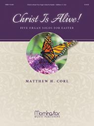 Christ Is Alive! Five Organ Solos for Easter