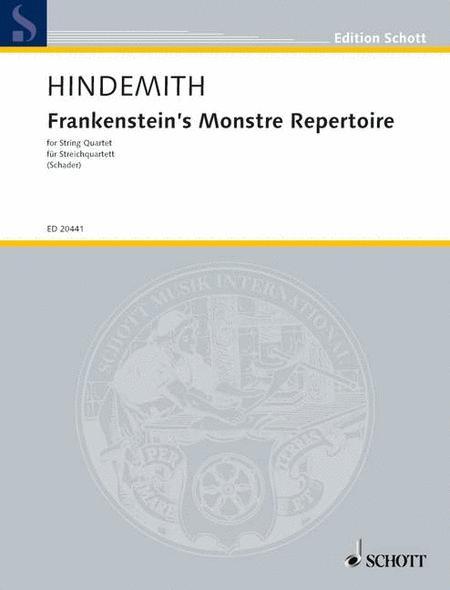 Frankenstein's Monstre Repertoire