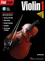 FastTrack Violin Method Book 1