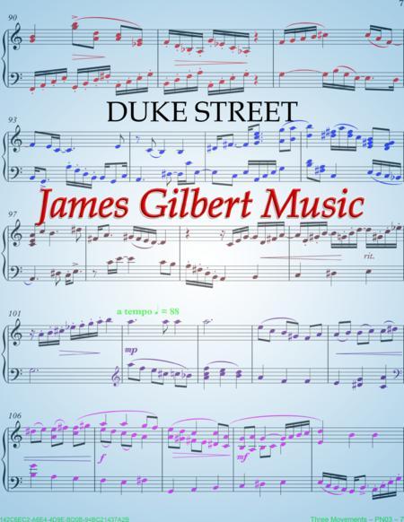 DUKE STREET (Jesus Shall Reign)
