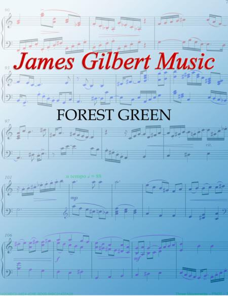 FOREST GREEN (O Little Town Of Bethlehem; I Sing The Almighty Power Of God)