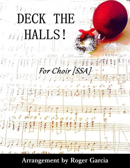 Deck The Halls (SSA)