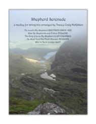 Shepherd Serenade for String Trio