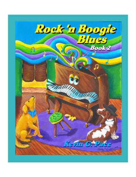 Rock 'n Boogie Blues Book 2