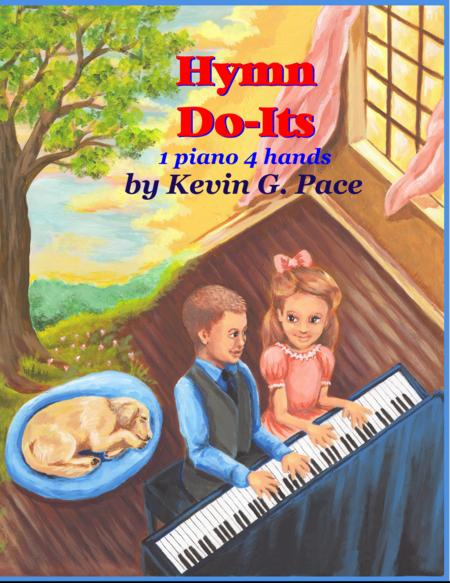 Hymn Do-Its: Easy Sacred Piano Duets