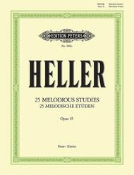 25 Melodious Studies for Piano Op. 45