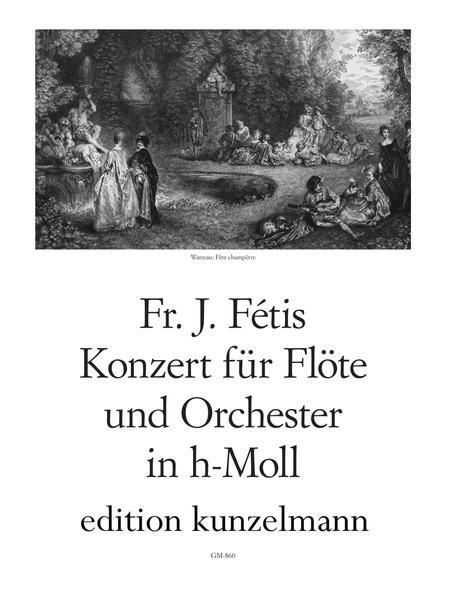 Concerto for Flute in b minor
