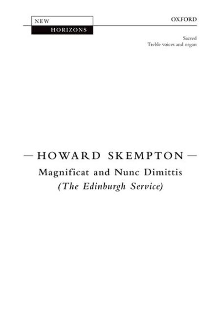 Magnificat and Nunc Dimittis (The Edinburgh Service)