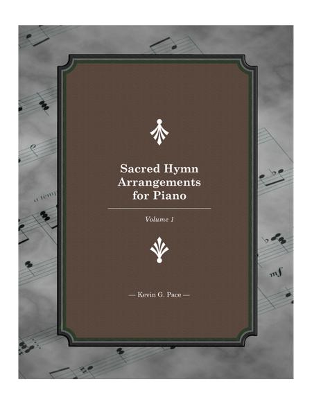 Sacred Hymn Arrangements for Piano - book 1