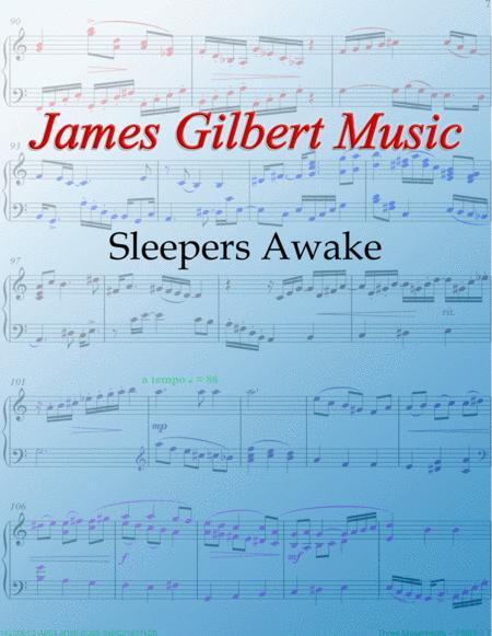 Sleepers, Awake (WACHET AUF)