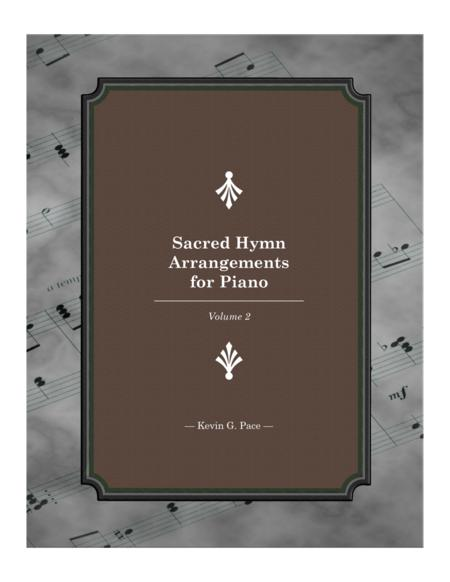 Sacred Hymn Arrangements for Piano - book 2