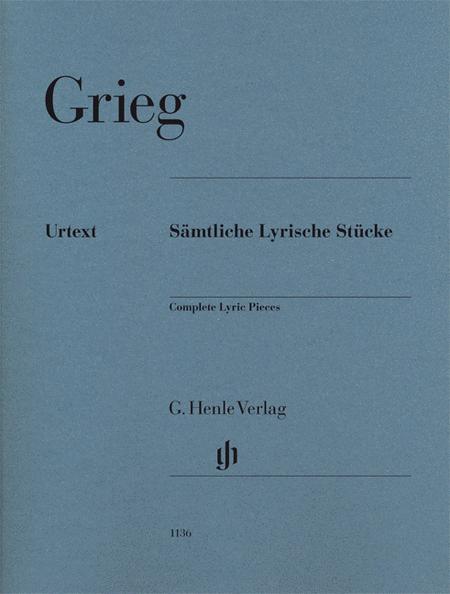 Complete Lyric Pieces