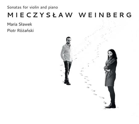 Mieczyslaw Weinberg: Sonatas for Violin & Piano