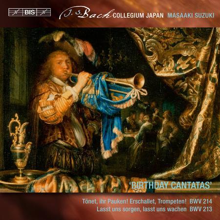 Bach: Secular Cantatas & Birthday Cantatas, Vol. 5