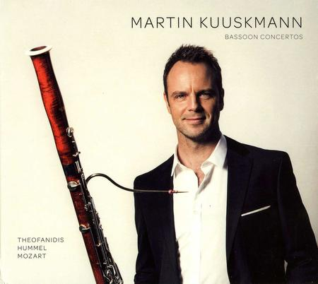 Hummel, Korvits, Mozart & Theofanidis: Bassoon Concertos