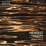 Adolf von Henselt: Piano Works