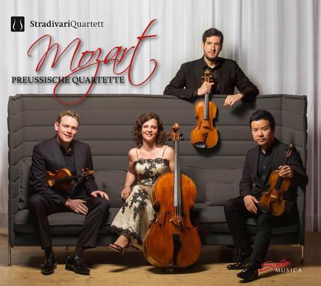 Mozart: Preussische Quartette
