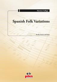Spanish Folk Variations