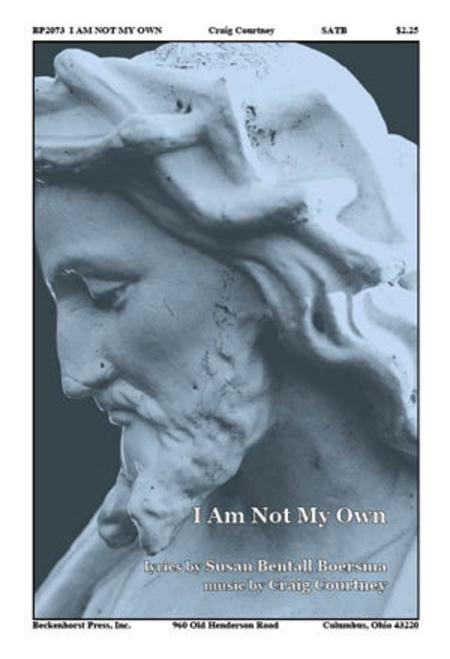 I Am Not My Own (orchestral accompaniment)