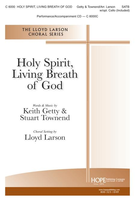 Holy Spirit, Living Breath Of God