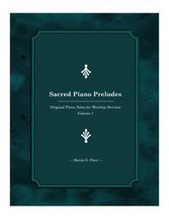 Sacred Piano Preludes - book 1