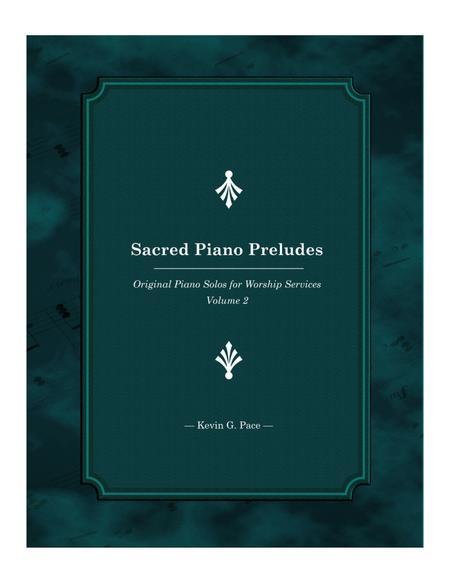 Sacred Piano Preludes - book 2