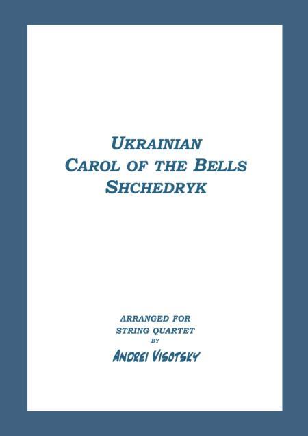 Carol of the Bells - Shchedryk