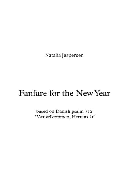 Fanfare for the New Year