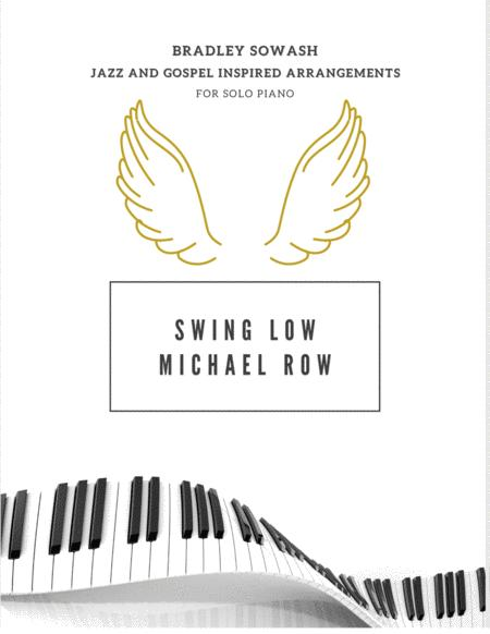 Swing Low Sweet Chariot and Michael Row Your Boat Ashore - Solo Piano
