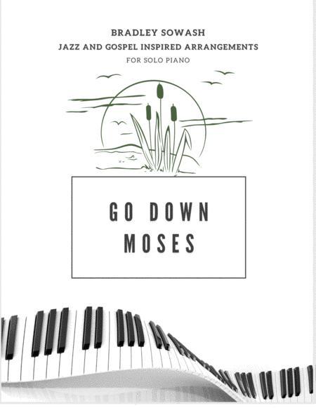 Go Down Moses - Solo Piano