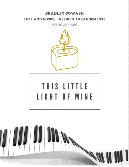 This Little Light of Mine - solo piano