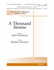 A Thousand Storms