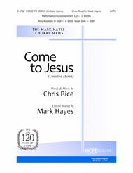 Come To Jesus (Untitled Hymn)