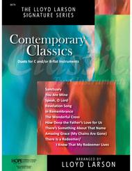 Contemporary Classics: Duets For C And/Or B-Flat Instruments
