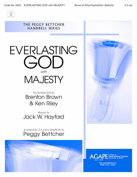 Everlasting God With Majesty