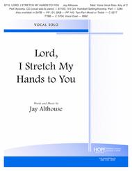 Lord, I Stretch My Hands To You