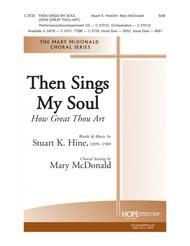 Then Sings My Soul (How Great Thou Art)