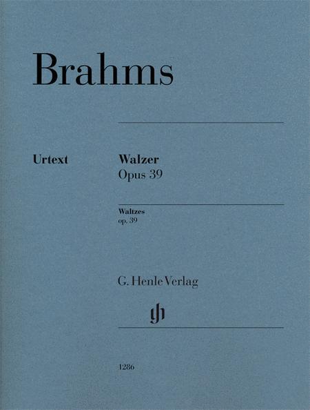 Waltzes Op. 39