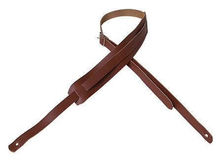 Loog Leather Brown Guitar Strap