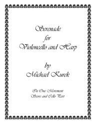Serenade for Violoncello and Harp