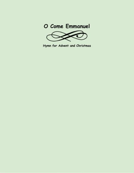 O Come Immanuel