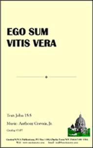 Ego sum vitis vera