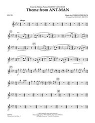 Theme from Ant-Man - Flute