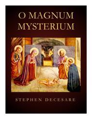 O Magnum Mysterium (for String Quartet)