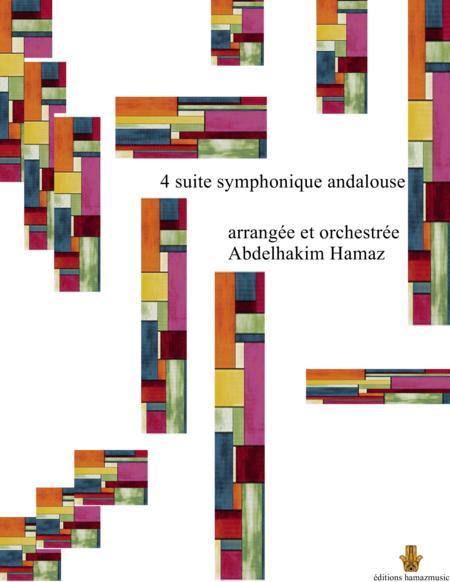 4 Suite symphonique andalouse