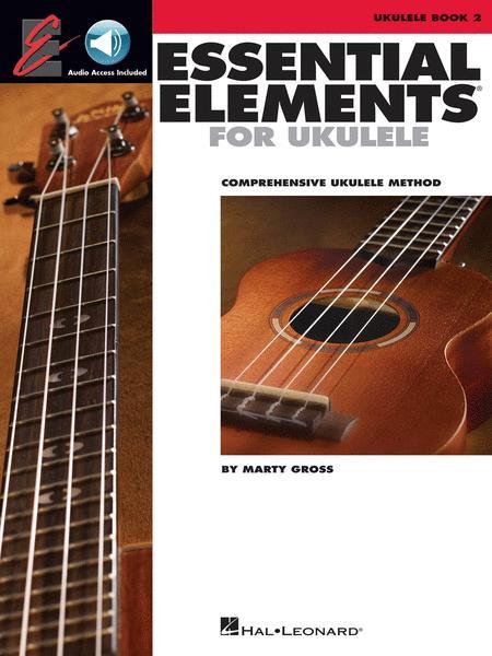 Essential Elements Ukulele Method - Book 2