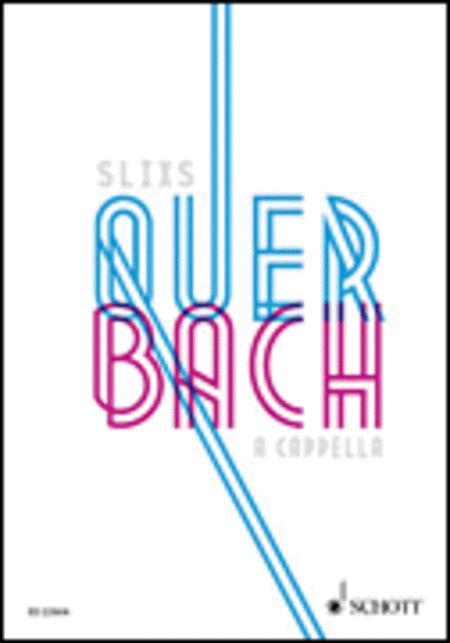 Quer Bach A Cappella